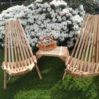 Viking tremmemøbler